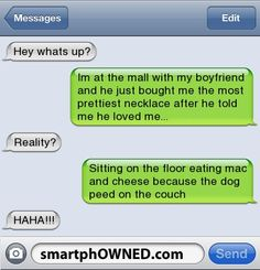 Best ideas funny texts from ex ex boyfriend hilarious Cute Texts, Funny Texts, Funny Jokes, Drunk Texts, Epic Texts, Funny Drunk, Funny Humour, Funny Minion, Funny Text Fails
