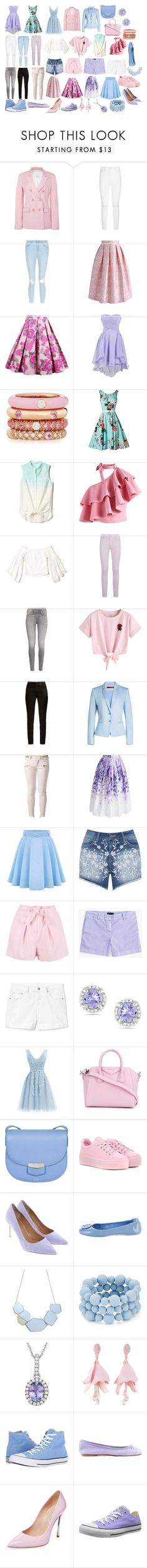 """Esmeralda's Style - The Selection of the Queen"" by gryffindormermaid ❤ liked on Polyvore featuring TIBI, AG Adriano Goldschmied, Chicwish, Adolfo Courrier, Gap, Hollister Co., Paige Denim, WithChic, Yves Saint Laurent and HUGO"