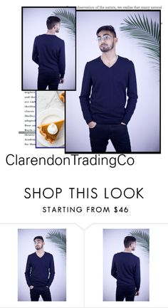 """""""ClarendonTradingCo 10"""" by barbara-996 ❤ liked on Polyvore"""