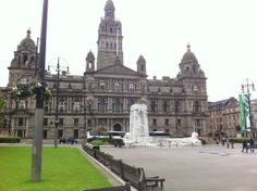 Glasgow in Glasgow City, Glasgow City