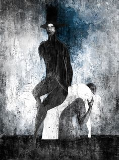 Gabriel Pacheco , remarkable Mexican illustrator