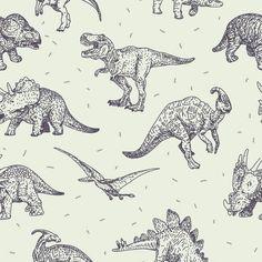 Dinosaurs, Poster in the group Prints / Kids posters at Desenio AB Dinosaur Posters, Dinosaur Images, Cartoon Dinosaur, Cute Dinosaur, Text Poster, Gold Poster, Batman Poster, Art Sport, Tattoo Designs