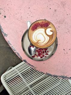 The Perfect Flat White at Second Cup Dainty Girl