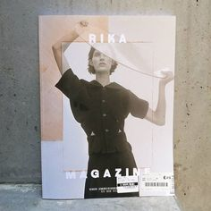 *New magazine* @rikamagazine Beautiful imagery, interesting design articles and the 'Things We Love' section presents considered products in a smart, museum-esque format. I'm a sucker for large format matt pages too...[I'll add a few more page snaps to my Stories] . . . #ISLEjewellery #rikamagazine #designmagazine #fashion #fashionmagazine #design #tokyo #japan #simplicity #lessismore #lifestyle #tsutaya #sundaymoments #amomentofpeace #loveandpeace #aw2017 #16 #newmagazine #newedition #fashi