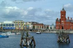 Cardiff Bay is a thriving part of the city. Home to the Welsh Assembly and museums, galleries, bars and restaurants. #Cardiff #Wales