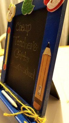 Teacher's Gifts  Photo Attribution - http://www.anightowlblog.com/2015/04/thank-you-herb-gifts.html/   Back to School…