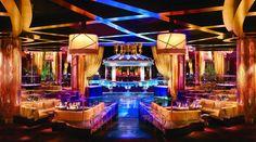 XS Nightclub at the Encore Hotel in Las Vegas.