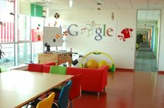 Google Office in Wroclaw, Poland