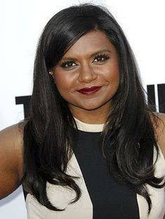 Mindy Kaling defends the casting choices on her show