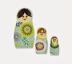 Visual Arts: Russian Nesting Dolls with scrapbook paper. Girl Scout Troop, Girl Scouts, Childrens Yoga, Daisy Scouts, Classroom Inspiration, Yoga For Kids, Child Love, Art Classroom, Art Activities