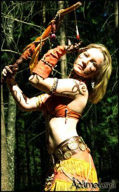 Guild Wars cosplay