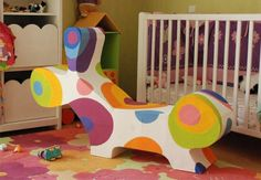 cardboard furniture - great ideas - interesting on how to make it sturdy to carry weight
