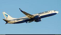 Photo of YR-BMI - Boeing 737-8K5 - Blue Air