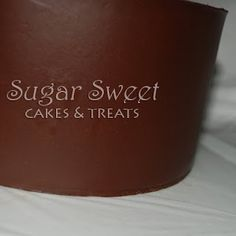 How to cover a cake with ganache.