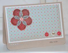 Sanni scrapt und stempelt: Karten