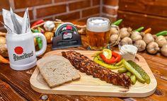 500 g rebierok a veľké pivo Pilsner Urquell v ALFE