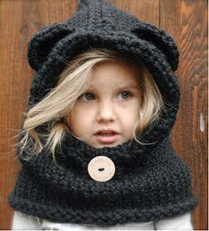 Patrones crochet: especial gorros infantiles
