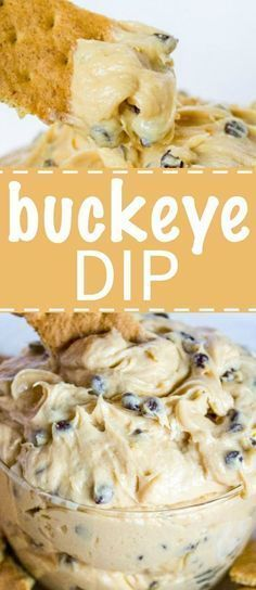 You will love this easy and healthy tailgating dessert! Made with chocolate and peanut butter, this buckeye dip is the ultimate sweet treat for fall, summer, holidays and more. Make it in a few minutes, it's that easy!