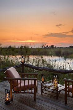 Xakanaxa Camp - Okavango Delta, Botswana