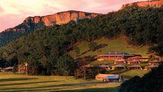 Emirates Wolgan Valley Resort & Spa Australia.