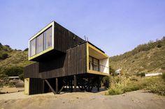 Galería de 2 Casas en Puertecillo / 2DM - 16