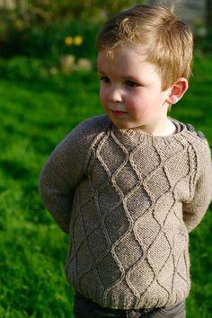 Ravelry: Lancelot pattern by Solenn Couix-Loarer