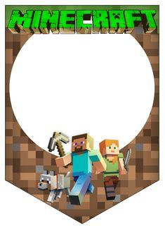 130 Ideas De Giordano En 2021 Cumpleaños Con Tema De Minecraft Decoraciones De Fiesta De Minecraft Fiesta Minecraft