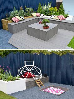 Garden Decking Designs: A Few of Our Favourites