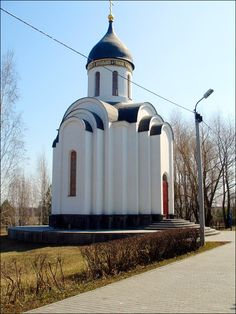 St. George Chapel, Omsk, Russia                                                                                                                                                                                 More