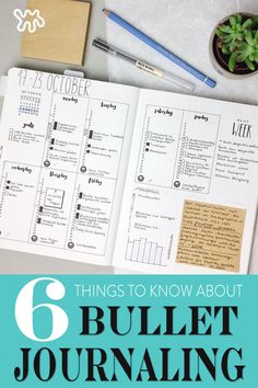 Bullet journals (or BuJos for short) are definitely having a moment right now. Everywhere you look—Instagram, YouTube, Pinterest—there's bullet journal fever. If the cult-favorite organizational system has piqued your curiosity but you are not quite sure if it's for you, we're walking you through a few key things you need to know before you decide to BuJo or not to BuJo.