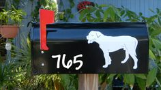 Graphic Silhouettes of your favorite Dog Breed on your Mailbox. Post mount and wall mount mailboxes available Wall Mount Mailbox, Mounted Mailbox, Dog Breeds, Your Favorite, Unique Gifts, Mail Boxes, Silhouette, Dogs, Fun