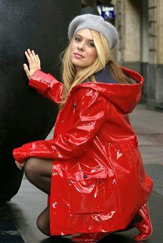 Raincoats For Women Christmas Gifts Vinyl Raincoat, Blue Raincoat, Raincoat Jacket, Hooded Raincoat, Rain Jacket, Vinyl Clothing, Rainy Day Fashion, Raincoats For Women, Rain Wear