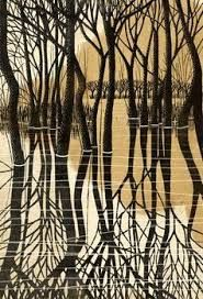 「Ray Morimura Japanese woodcut」の画像検索結果