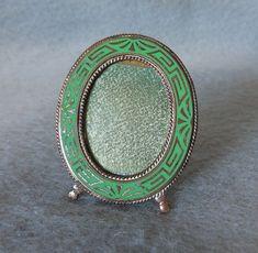 // antique enamel frame from my new Etsy Blog post: http://www.etsy.com/blog/en/2012/storyboard-plant-life/