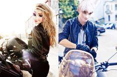 Jelsa HOT | COOL. I love Jack :D