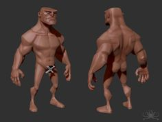 Character based on the artwork from the talented Max Grecke .  (https://www.artstation.com/artwork/wolverine-f45b5e0b-28d8-4e58-b75f-c942a3a4cac3).