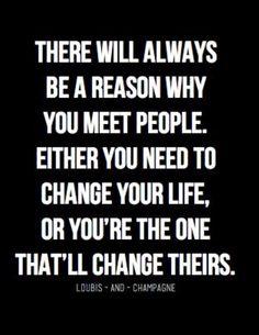 Change Eachothers