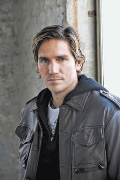 Jim Caviezel - as much for his Faith as for his looks ~ I so agree @Samantha Jones !!