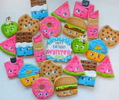 SHOPKINS Cookies - Ralph & Co. Confections