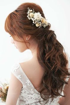 #Weddings #Weddingsphotography #Hairstyle http://molding.wswed.com/molding_home/hair.html