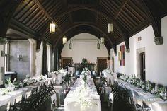 Toronto Hart House Spring Wedding