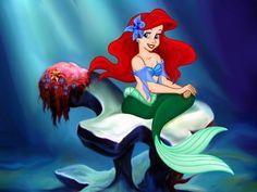 The Little Mermaid Wallpaper: Ariel wallpaper