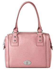 Fossil Handbag, Marlow Satchel - Satchels - Handbags & Accessories - Macy's