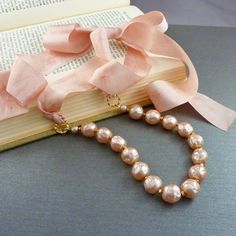 peach pearls!..STOP THE MADNESS