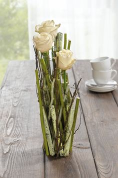 Kunstpflanze bambusstock kunstblumen und deko ideen for Frank dekorationsartikel