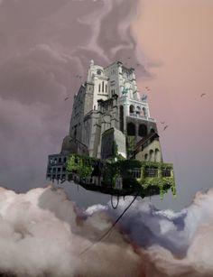 White castel by Yohan Monange