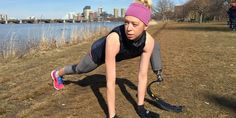 Ask Adrianne Haslet-Davis and she'll tell you that she's not a victim. She's a survivor.