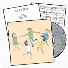Wenn morgens alle Kinder da sind, wird es Zeit für eine kleine Vorstellungsrunde. Mit diesem Lied geht das spielend leicht. Lass die Kinder in die Pausen ihren Namen rufen und im Handumdrehen kennt sich die ganze Gruppe. Die Melodie ist einfach und mit wenigen Tönen sehr leicht nachsingbar.