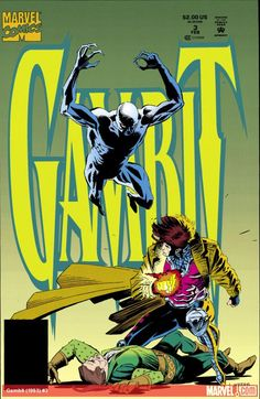 Gambit 1993, Issue 3 of 4