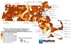 - maptitude:    Massachusetts Property Tax Override...